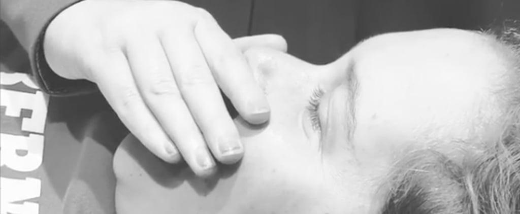 Amy Schumer Shares Ultrasound Video November 2018