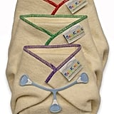 BabyKicks 3 Pack Prefold Diaper ($20)