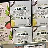 Sparkling Coconut Water With Yuzu ($4)