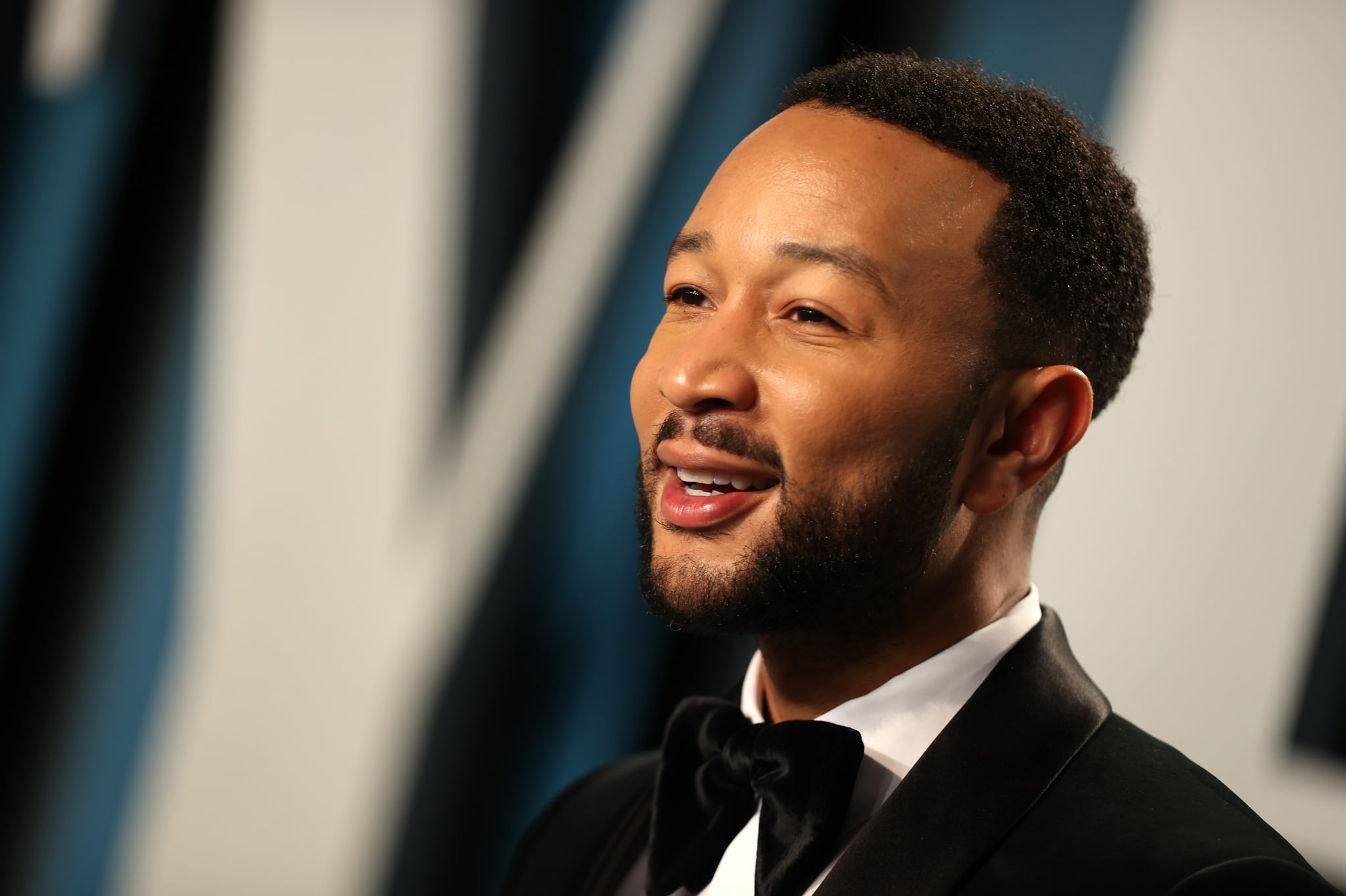 BEVERLY HILLS, CALIFORNIA - FEBRUARY 09: John Legend attends the 2020 Vanity Fair Oscar Party hosted by Radhika Jones at Wallis Annenberg Centre for the Performing Arts on February 09, 2020 in Beverly Hills, California. (Photo by Rich Fury/VF20/Getty Images for Vanity Fair)