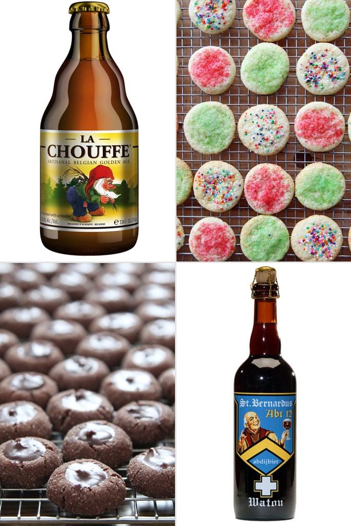 Pairing Beer With Cookies