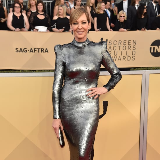 Allison Janney's Dress at SAG Awards 2018