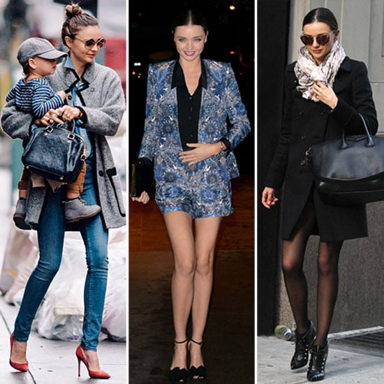 Miranda Kerr Takes Her Style to the Streets For Flynn and Footwear