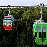 The Disney Skyliner Will Start Transporting Guests