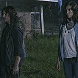 Maggie or Daryl Kills Him