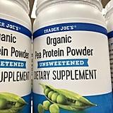 Organic Unsweetened Pea Protein Powder