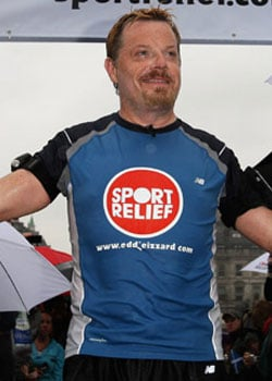 Roundup Of The Latest Entertainment News Stories — Eddie Izzard Completes Marathon For Sport Relief