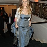 Sarah Jessica Parker had a night out in NYC.