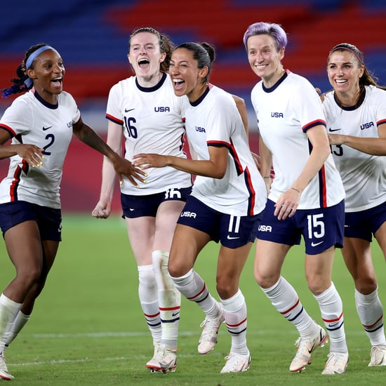 USMNT File a Brief Supporting the USWNT's Equal Pay Lawsuit