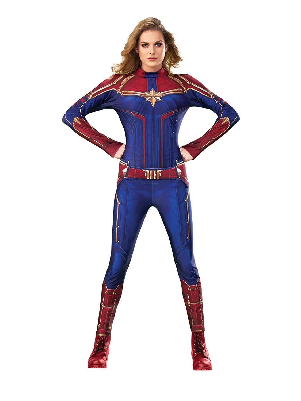Imagine by Rubies Childs Captain Marvel Dress-Up Set
