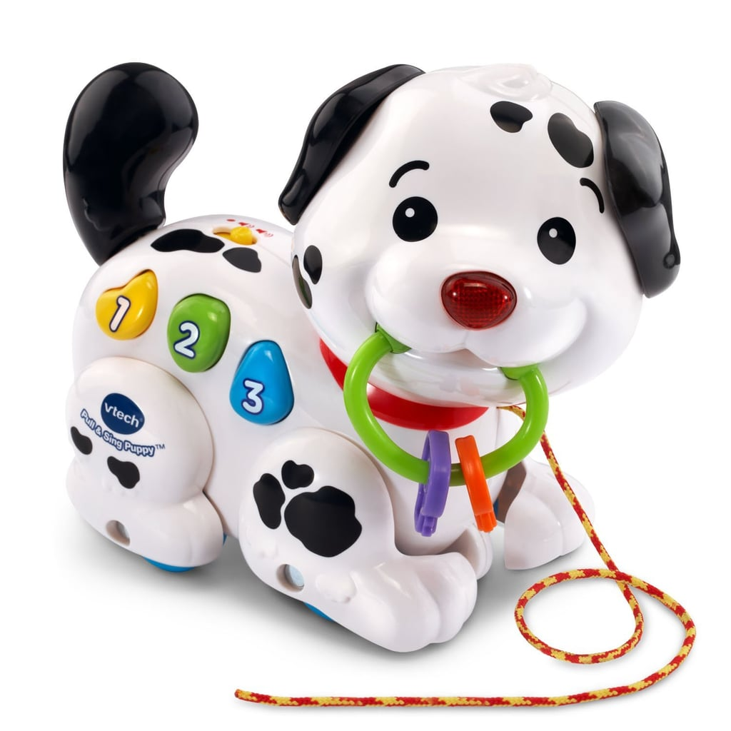For 1-Year-Olds: VTech Pull and Sing Puppy