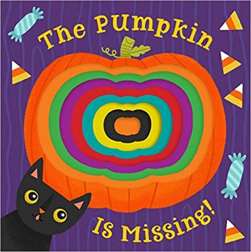 For Ages 0 to 2: The Pumpkin Is Missing!