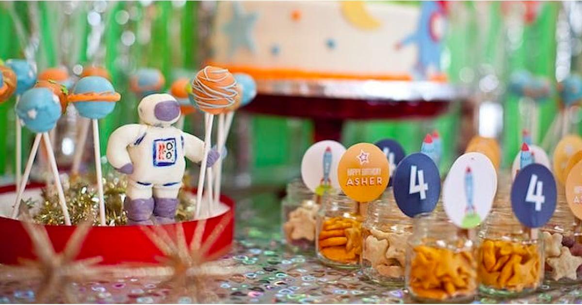 White Allen Vw >> Rocket Ship Birthday Party | POPSUGAR Moms