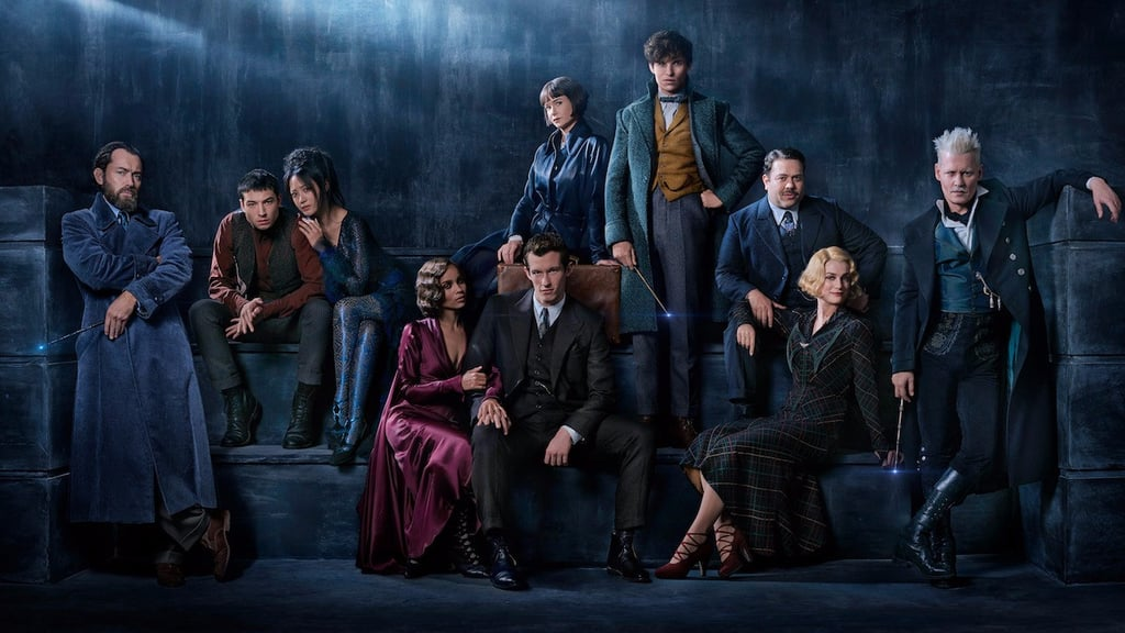 New Characters in Fantastic Beasts and Where to Find Them 2