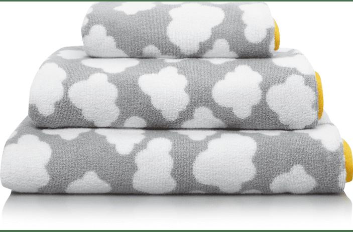 100% Cotton Cloud Towel Range