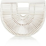 Cult Gaia's Small White Ark Bag