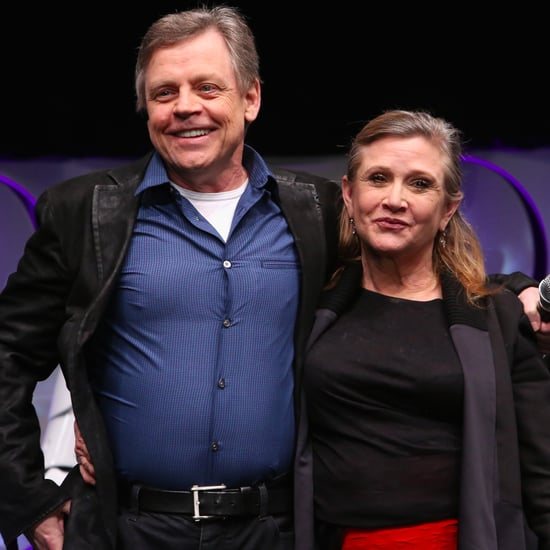Celebrity Reactions to Carrie Fisher's Death