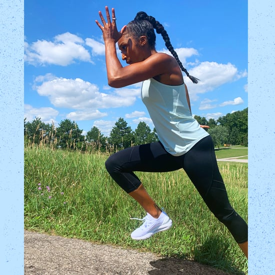 This Olympic Hopeful Advocates for Self-Care for Athletes