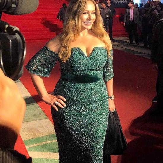 ليلى علوي عضو تحكيم في مهرجان مالمو السينمائي 2019