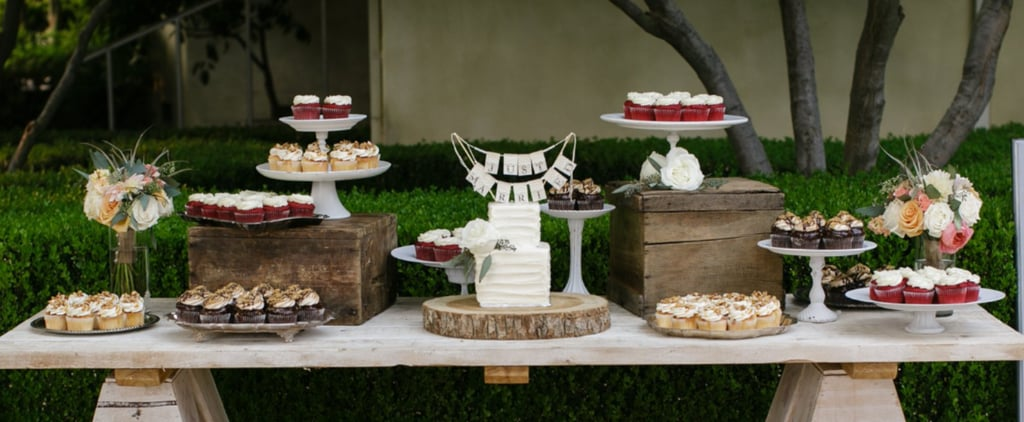 13 Stylish Dessert Stations Your Wedding Needs