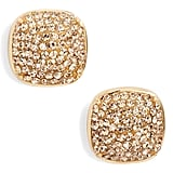 Kate Spade New York Pavé Square Stud Earrings
