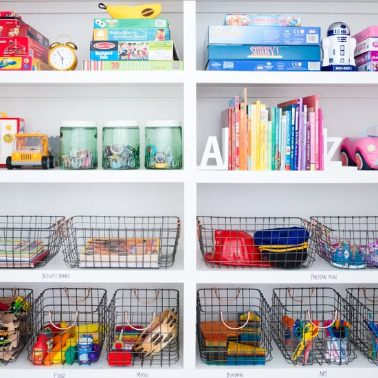 How to Organize Kids' Toys