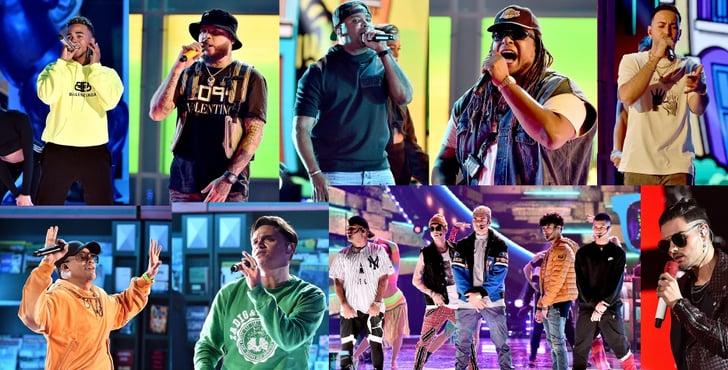 Latin American Music Awards 2019 Rehearsal Photos And Video Popsugar Latina