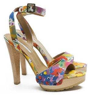 Stella McCartney Floral Platform Sandals: Love It or Hate It?