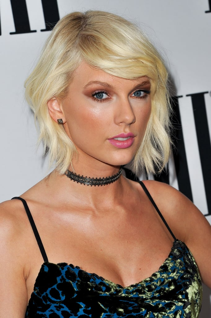 Taylor Swift Platinum Blonde Hair Color Ideas Popsugar Beauty