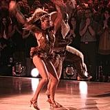 """Wanya and Lindsay's Samba to """"Circle of Life"""" From The Lion King"""
