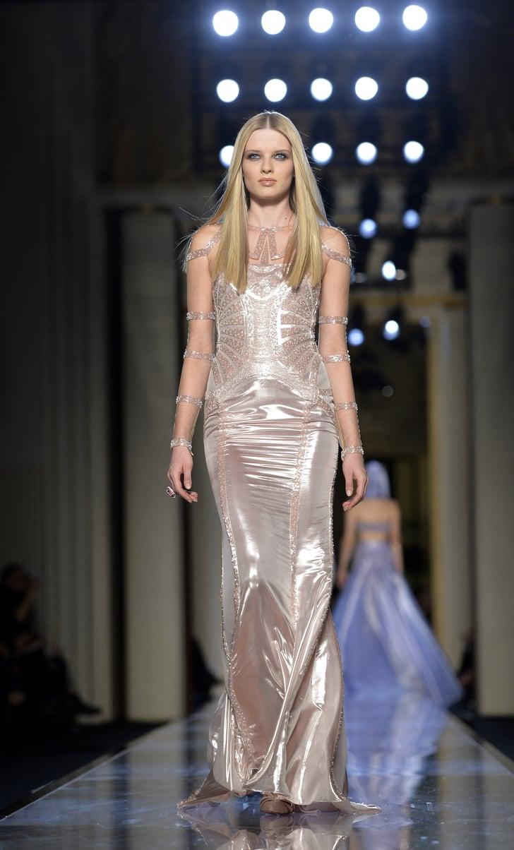 Atelier Versace Haute Couture Spring 2014 Atelier