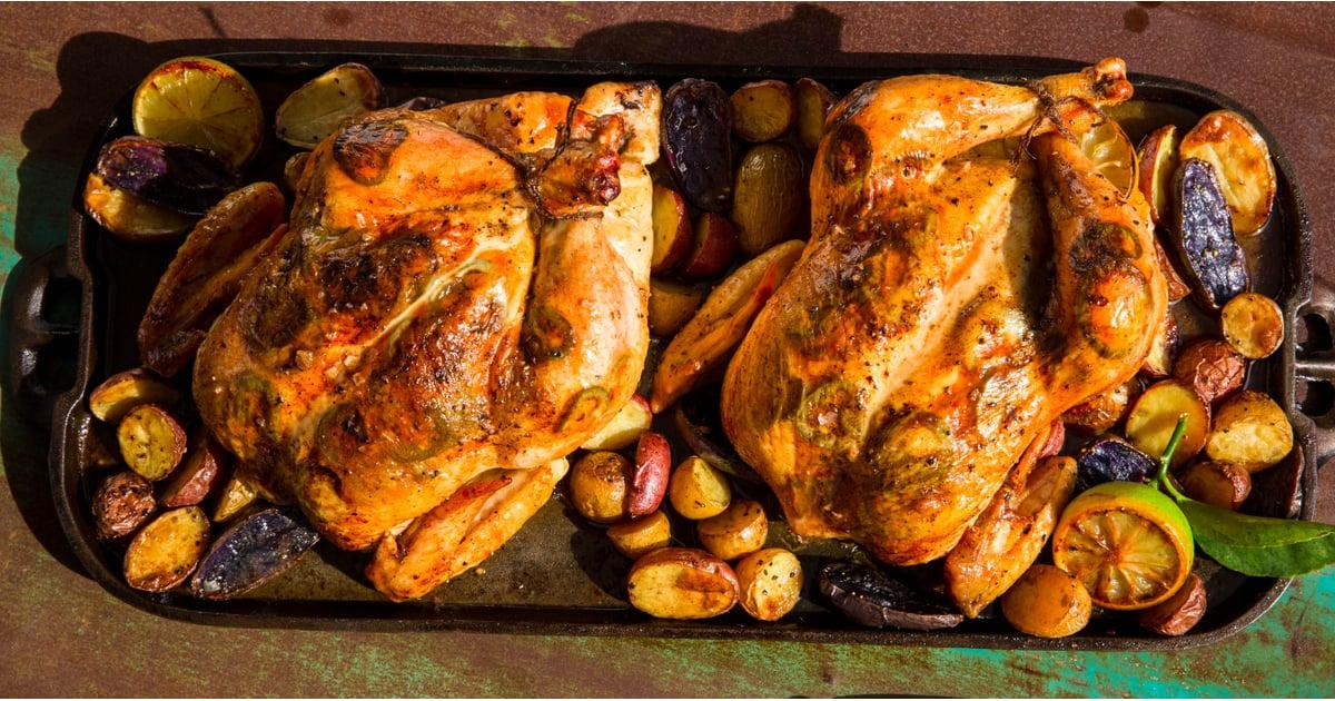 Jalapeno Roasted Chicken Recipe Popsugar Food
