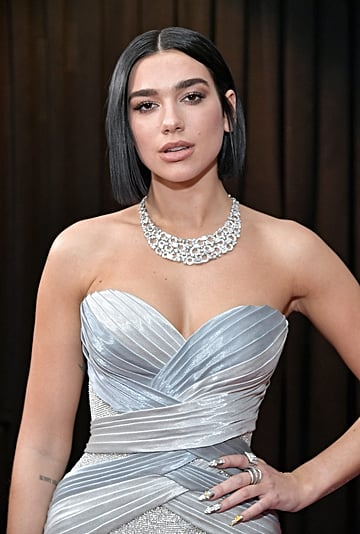 Dua Lipa Nails at the 2019 Grammys