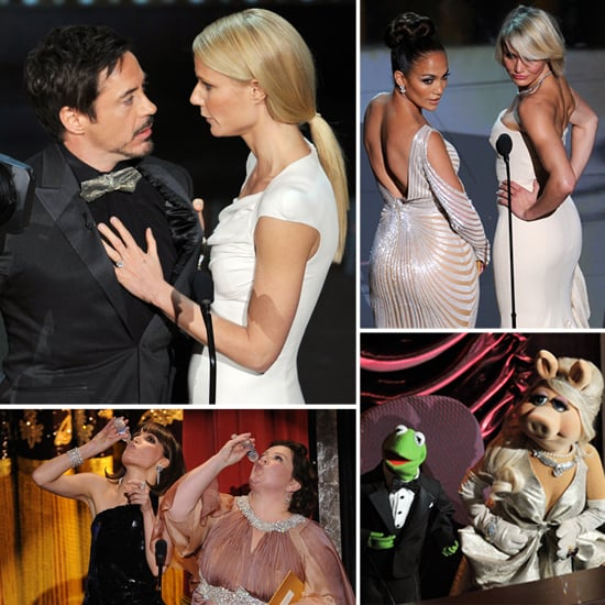 Dynamic Duos: The Best Presenters at the 2012 Oscars