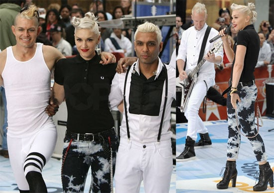 Video of Gwen Stefani and No Doubt Performing on the Today Show in NYC