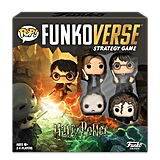 Funko Games POP! Funkoverse - Harry Potter - 4 Character Base Set