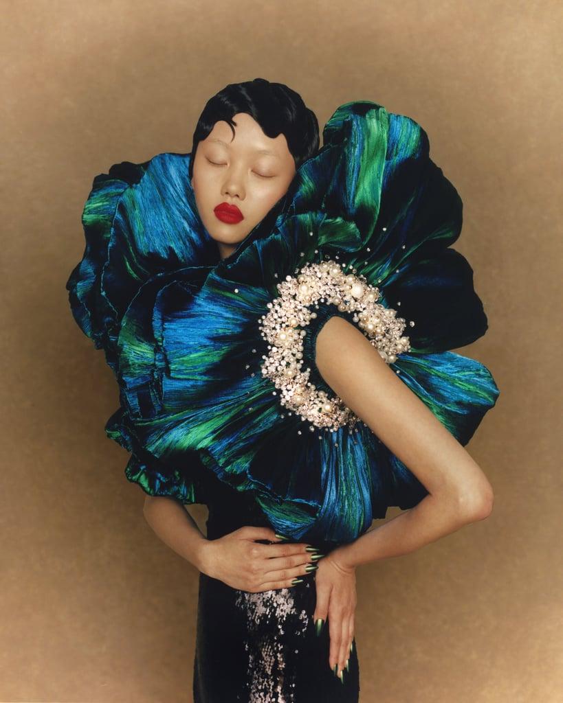 Designer Miss Sohee Creates Decadent Demi-Couture Fashion