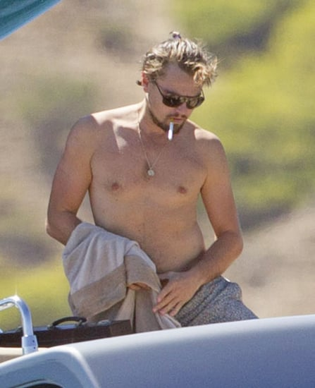 Leonardo-DiCaprio-shirtless-Ibiza-Friday