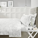 The White Company Emilie Linen Flat Sheet Set
