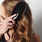 Brushing Through With Hairspray