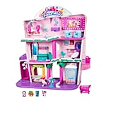 Shopkins Shoppies Shopville Super Mall Playset