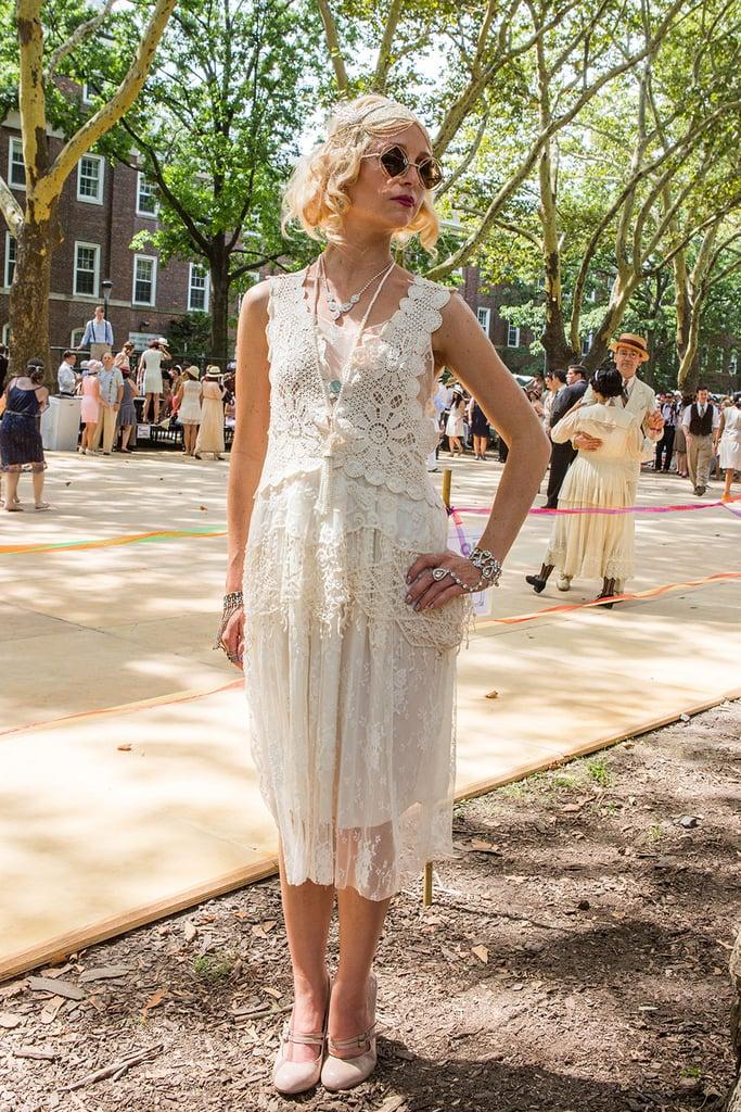 Flapper Girl Costume Inspiration