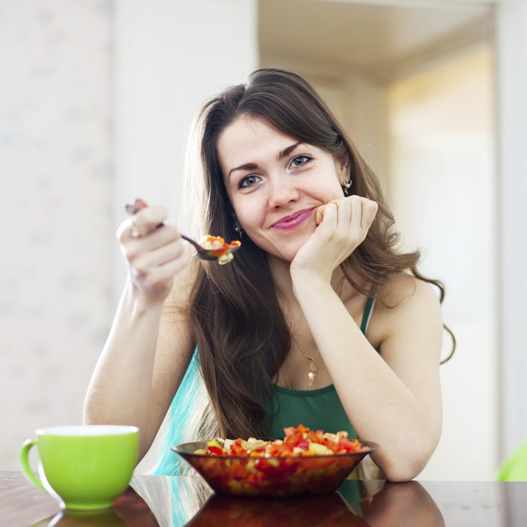 You Follow the Three-Meals-a-Day Rule
