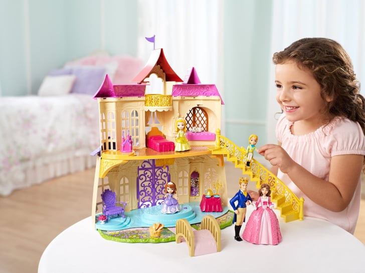 Princess Toys For 3 Year Olds : For year olds sofia the first magical talking castle
