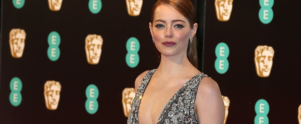 These Stars Added Sparkle to the BAFTA Awards Red Carpet