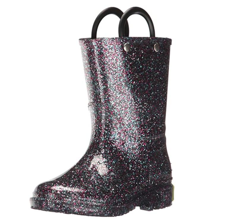 Western Chief Glitter Rain Boot in Multi