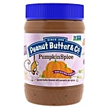 Peanut Butter & Co Pumpkin Spice Peanut Butter