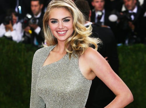 Kate Upton Was Told to Lose Weight -- and the Reason She Didn't Is Everything