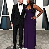 """ميندي كالينج وبي جاي نوفاك في أمسية """"فانيتي فير"""" لحفلة ما بعد جوائز الأوسكار لعام 2020"""
