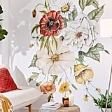 Deny Wildflower Bouquet Wall Mural